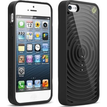 PureGear Retro Game Groovy pro iPhone 5/5S, černá
