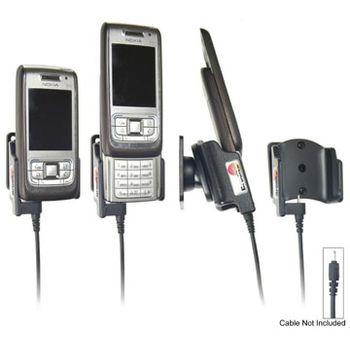 Brodit držák pasivní - Nokia E65 (pro použití s orig. kabelem Nokia CA-116,CA-113CU a CA-134)