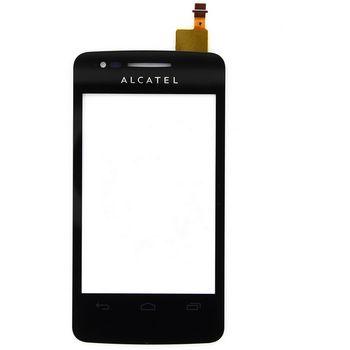 Náhradní díl dotyková deska pro Alcatel One Touch S´Pop 4030D, černá