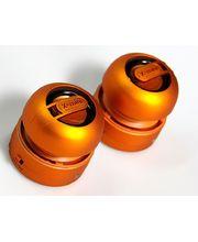 X-mini Max - přenosné stereo reproduktory oranžové