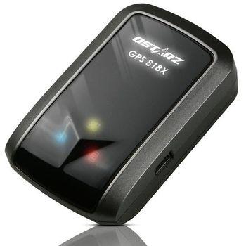 Qstarz GPS přijímač BT-Q818X (USB, Bluetooth, MTK II chipset 66 ch) - předváděcí zařízení