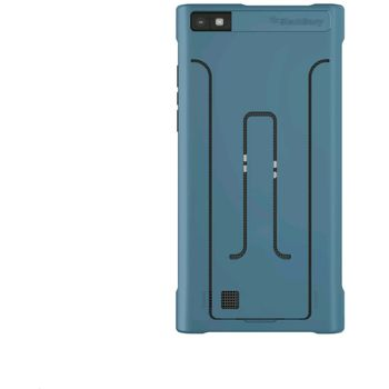 BlackBerry kryt se stojánkem pro BlackBerry Leap, modrý