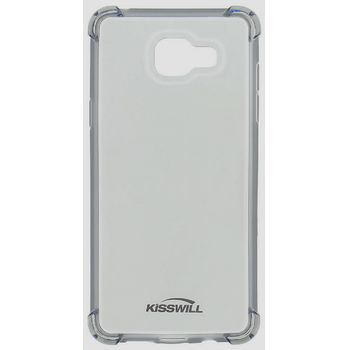 Kisswill Shock TPU pouzdro pro Samsung J510 Galaxy J5 2016, šedá