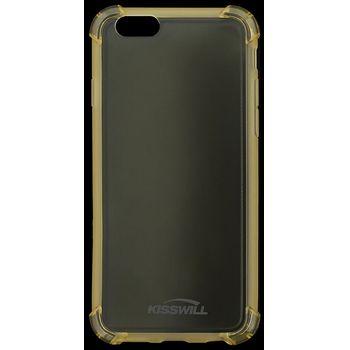 Kisswill Shock TPU pouzdro pro iPhone 6/6S, zlatá