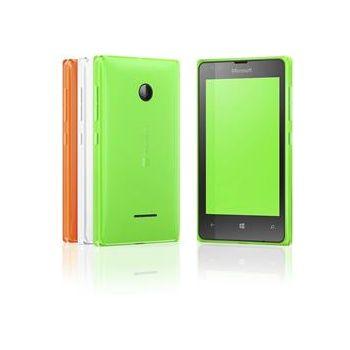 Microsoft ochranný kryt CC-3096 pro Lumia 435/532, zářivě zelená