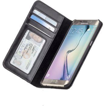 Case Mate kryt Wallet Folio pro Samsung Galaxy S6 edge+, černý