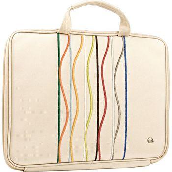 "Krusell Radical Laptop Slim taška na notebook - do 16"" - slonovina"