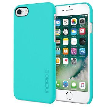 Incipio ochranný kryt Feather Case pro Apple iPhone 7, tyrkysová