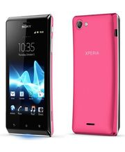 Sony Xperia J (ST26i) - růžová