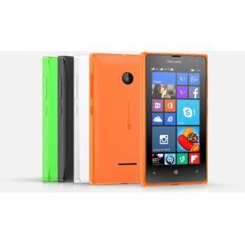 Microsoft ochranný kryt CC-3096 pro Lumia 435/532, zářivě oranžová