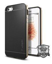 Spigen pouzdro Neo Hybrid pro iPhone SE/5s/5, zlatá