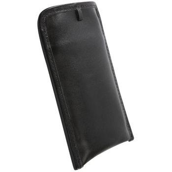 Krusell pouzdro Lund Pouch XXL - Sony Ericsson XPERIA Active/Mini/Mini Pro   125x65x10 mm  (černá)