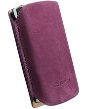 Krusell pouzdro Tingstad Pouch S - Sony Ericsson XPERIA Active/Mini/Mini Pro  93x55x18mm(fialová)