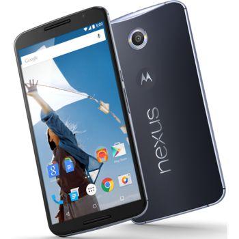 Motorola Nexus 6 32GB, modrá