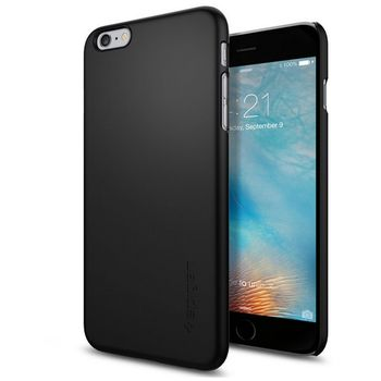 Spigen pouzdro Thin Fit pro iPhone 6S, černé