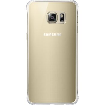 Samsung ochranný kryt Glossy Cover EF-QG928MF pro Galaxy S6 edge+ (G928), zlatý