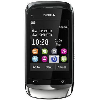 Nokia C2-06 Graphite