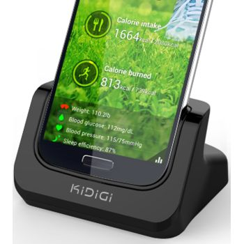 Kidigi dobíjecí a synchronizační kolébka pro Samsung GALAXY S4