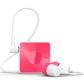 Sony SBH20 Stereo Bluetooth Headset - růžová