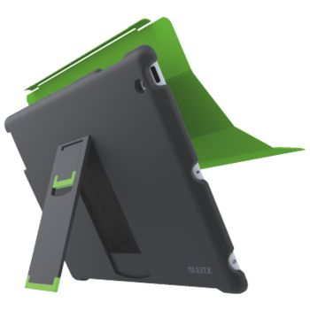 Kryt se stojánkem Leitz Complete pro iPad černý