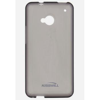 Kisswill TPU pouzdro pro Asus Zenfone 5, černé