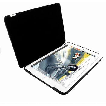 Piel Frama pouzdro pro iPad Air FramaGrip, Black, kvalitní kůže, ruční výroba, španělská manufaktura