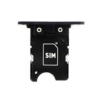 Náhradní díl džák SIM pro Nokia Lumia 1020, černý