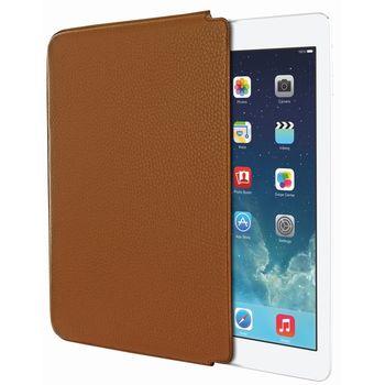 Piel Frama pouzdro pro iPad Air Unipur, Tan, kvalitní kůže, ruční výroba, španělská manufaktura
