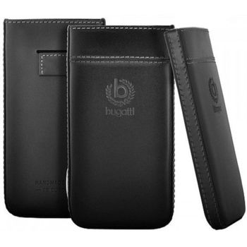 Bugatti Pure Premium leather case pro Samsung Galaxy S5