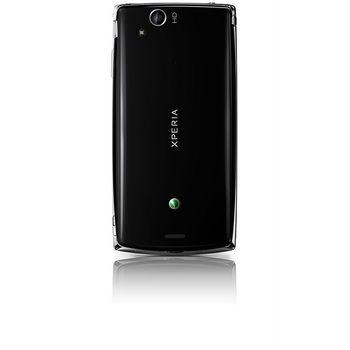 Sony Ericsson Xperia arc S černý + originální náhradní baterie Sony Ericsson