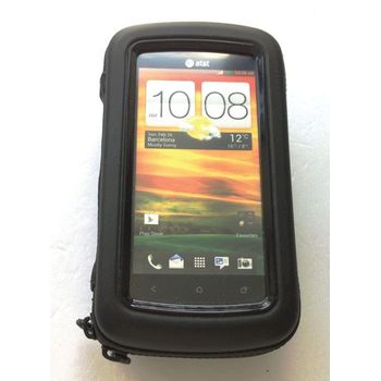 """Držák BikeConsole univerzální na kolo nebo motorku na řídítka pro uchycení telefonu, max 4,8"""" + microusb síťová nabíječka"""