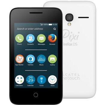 Alcatel 4022D PIXI 3 (3.5) FF bílý