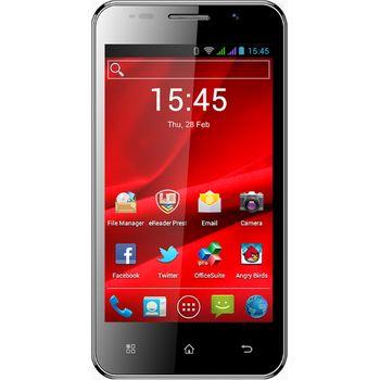 Prestigio MultiPhone PAP4322DUO, černá