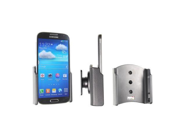 obsah balení Brodit držák do auta pro Samsung Galaxy S4 i9505 bez nabíjení + adaptér pro snadné odebrání držáku z proclipu