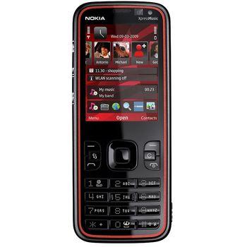 NOKIA 5630 XpressMusic Black Red (4GB)