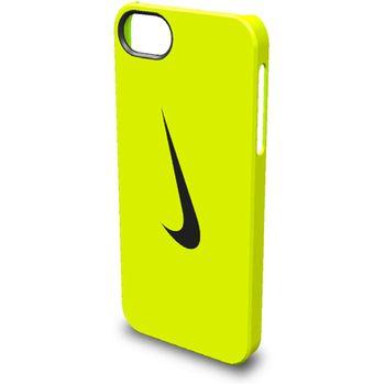 Nike Swoosh kryt pro iPhone 5/5S, žluto-černý