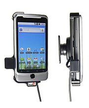 Brodit držák do auta na HTC Desire Z bez pouzdra, se skrytým nabíjením