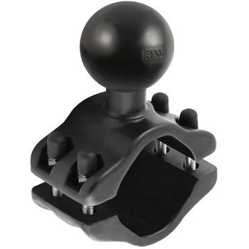 """RAM Mounts objímka na trubku o průměru 50,8mm - 63,5mm s 1,5"""" čepem a dvojitým utahování, RAM-271U-2"""