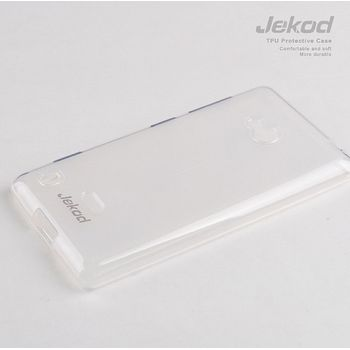Jekod TPU silikonový kryt Nokia Lumia 925, bílá