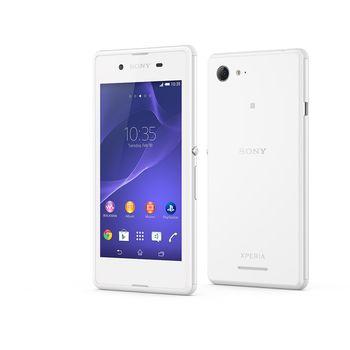 Sony Xperia E3 D2203, bílá