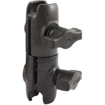 """RAM Mounts rameno s otočným čepem uprostřed, tvrzený plast, pro 1"""" kulové čepy, RAP-B-200-12U"""