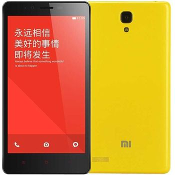 Xiaomi Redmi (Hongmi) Note, žlutá