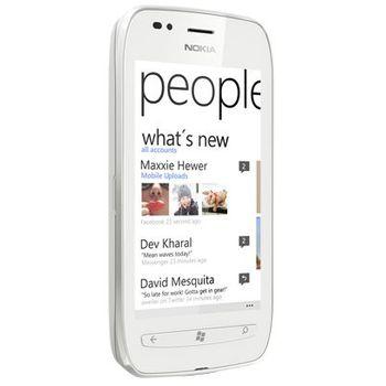 Nokia Lumia 710 White/White