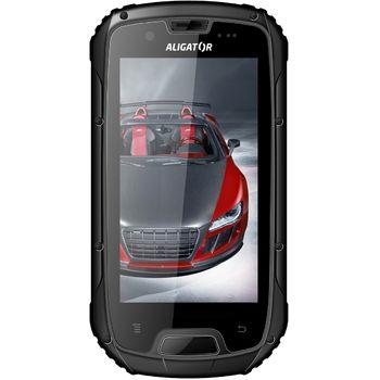 Aligator RX430 eXtremo Dual SIM, černá