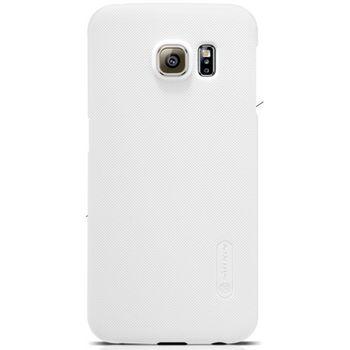 Nillkin Super Frosted Zadní Kryt pro Samsung G925 Galaxy S6 Edge, bílý
