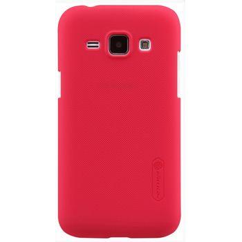 Nillkin Super Frosted Zadní Kryt pro Samsung J100 Galaxy J1, červený