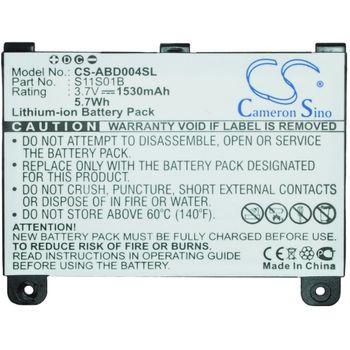 Baterie pro Amazon S11S01A/D00701/D00701 WiFi, 1530mAh