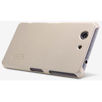 Nillkin super frosted zadní kryt Gold pro Sony D5803 Xperia Z3compact