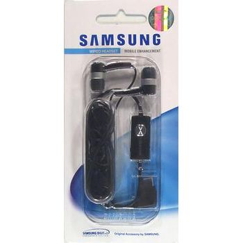 Samsung osobní HF stereo AAEP432S - M20pin, stereo - černá
