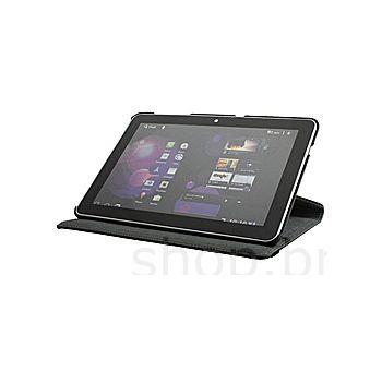 Pouzdro kožené Brando s otočným stojánkem - Samsung Galaxy Tab 10.1